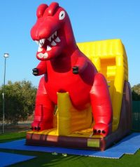 The Dinosaur Park Paphos Kids Fun in Cyprus 2