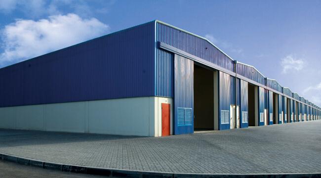 warehouse external