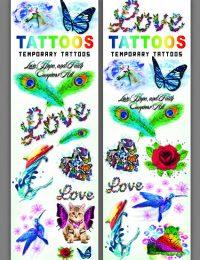 Girls Tattoos 1