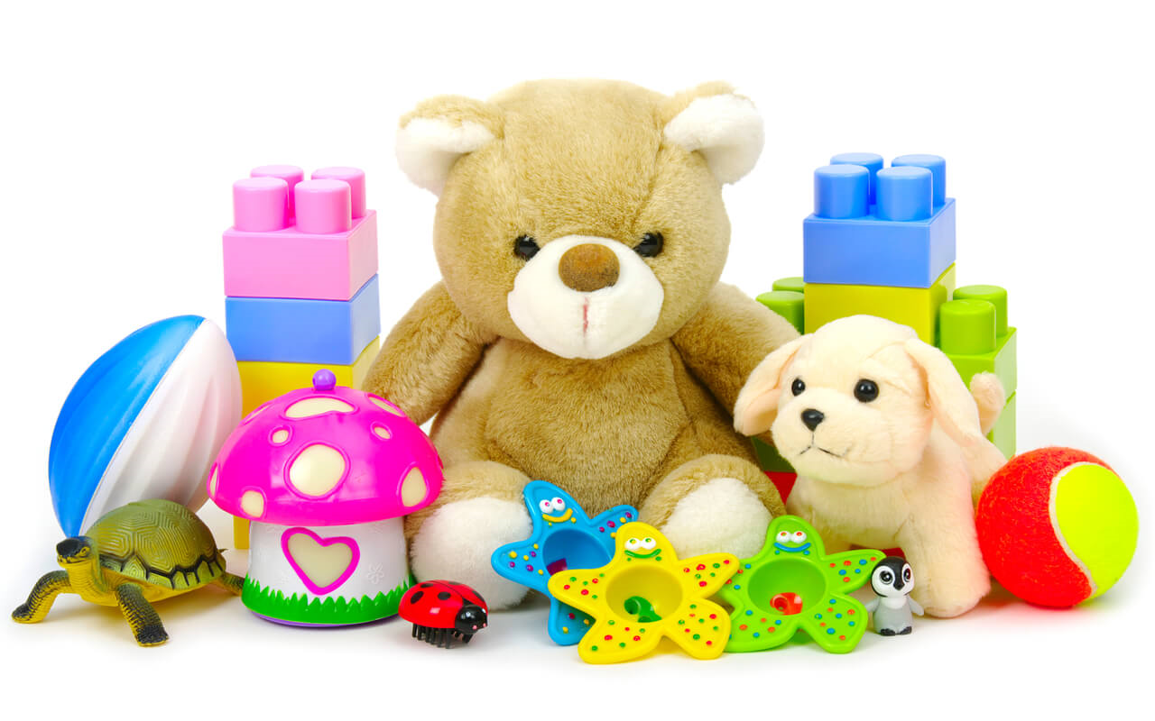 The significance of toys in the life of children