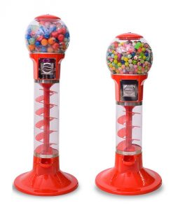 Bouncy ball machines