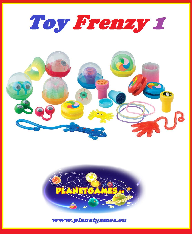Video: Toy Frenzy 1