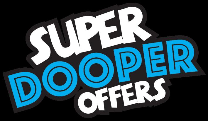 Super Dooper Offers