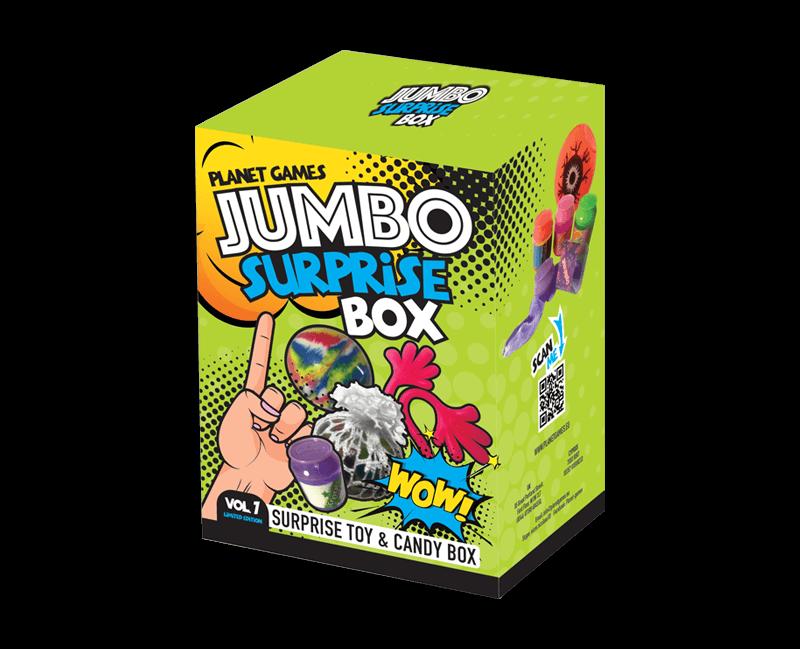 mystery box toys