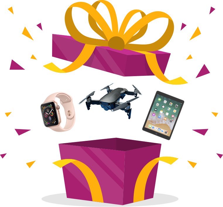lucky draw gifts